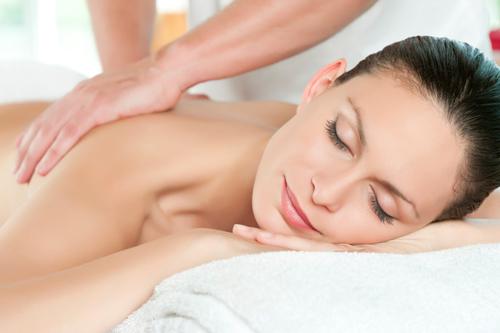 Full Body Antistress Massage
