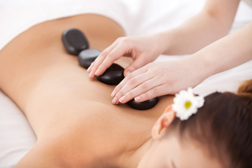 Hot Stones Massage 45'