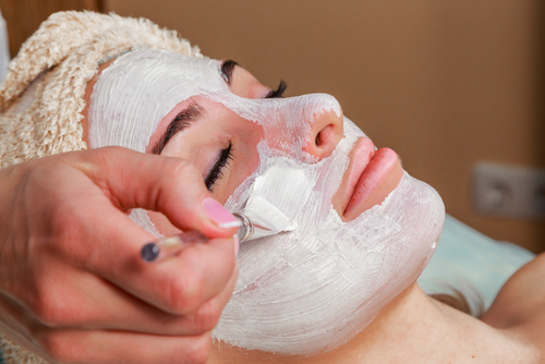 Whitening Facial Treatment